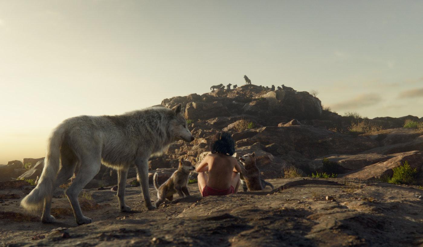 «Вторая Книга Джунглей. Маугли И Балу Смотреть Онлайн» — 2015