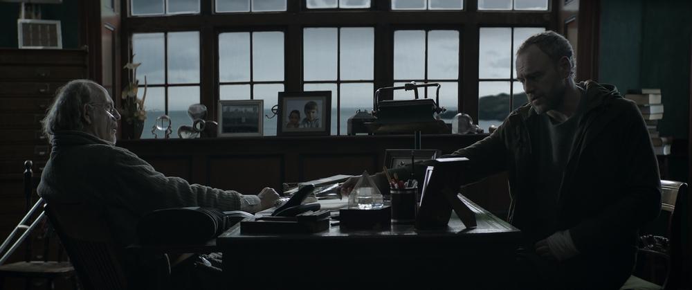 Кадр из фильма «Муза смерти»