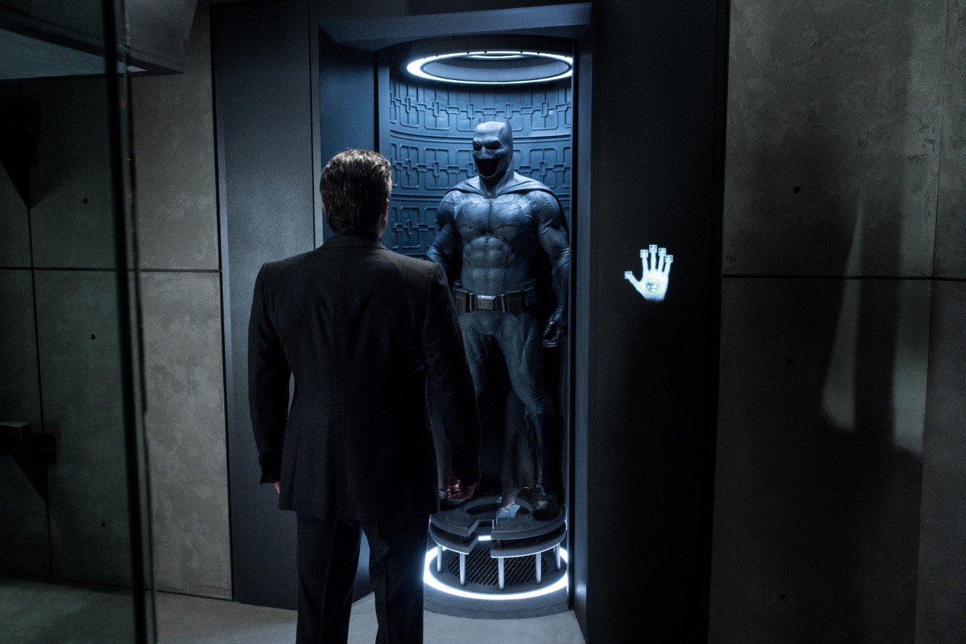 "Кадр из фильма ""Бэтмен против Супермена: На заре справедливости"""