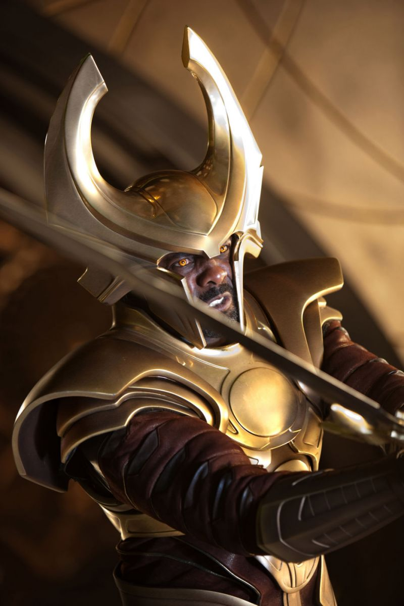 """Shot from the movie """"Thor"""""""