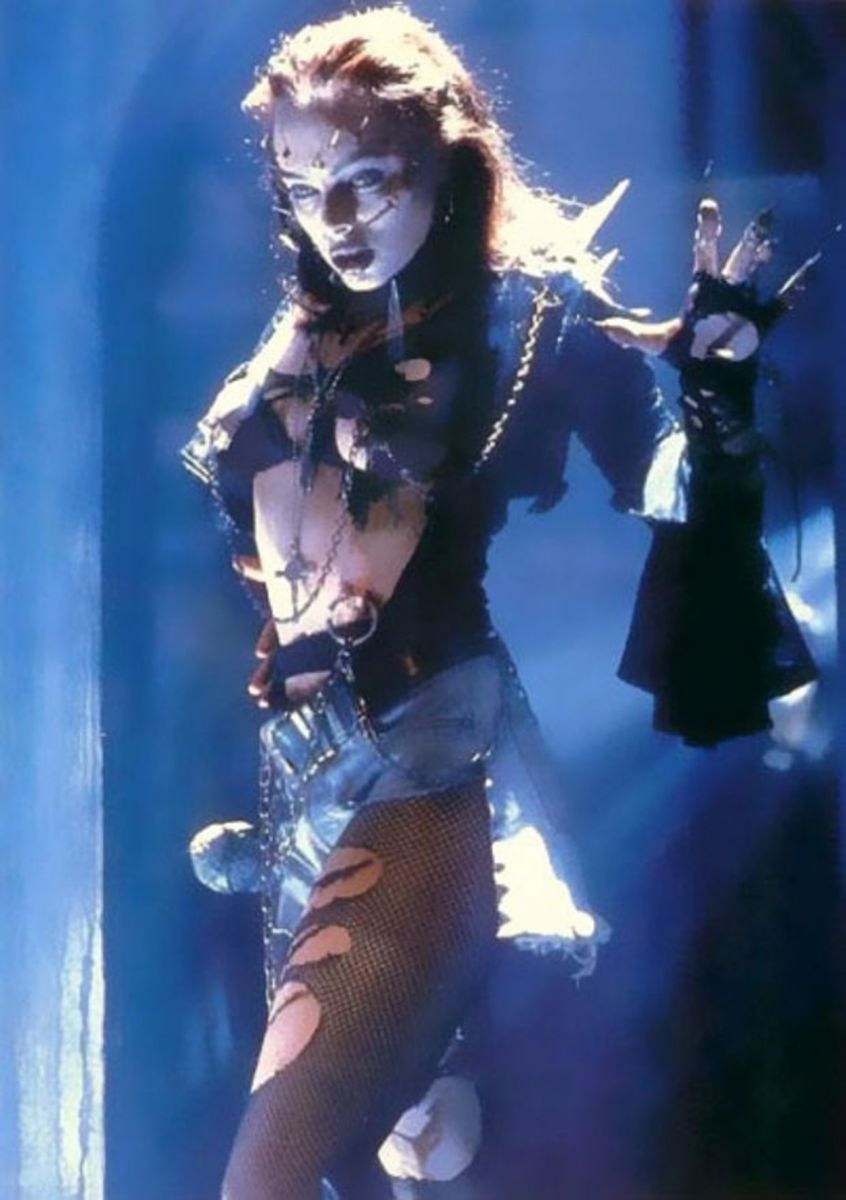 Возвращение Живых Мертвецов 3 – Эротические Сцены