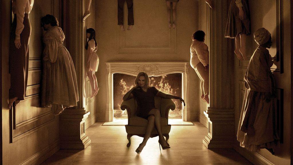 Откровенная Сцена С Леди Гагой – Американская История Ужасов (2011)