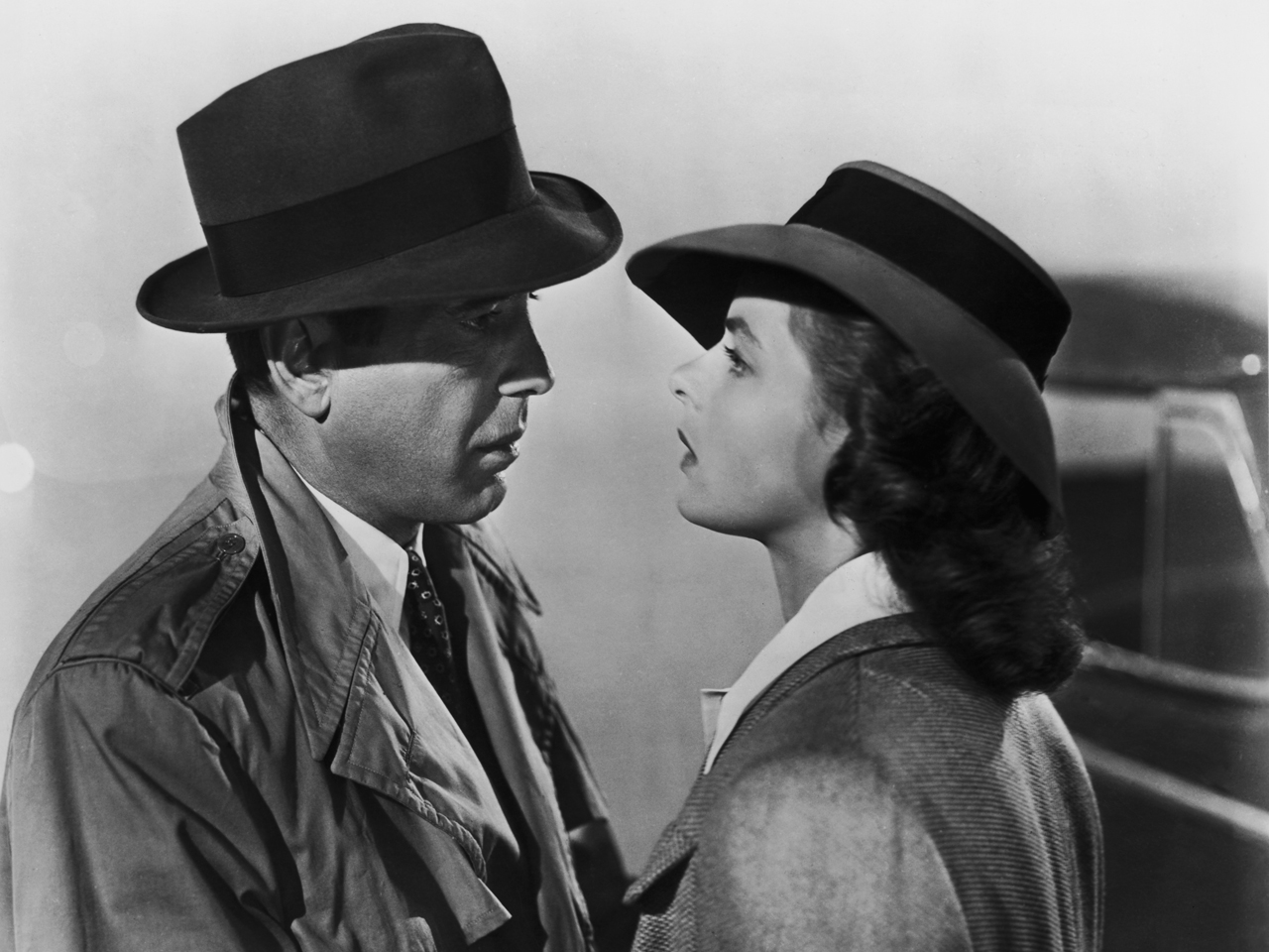 a discussion on american values in the movie casablanca Unlike most editing & proofreading services, we edit for everything: grammar, spelling, punctuation, idea flow, sentence structure, & more get started now.