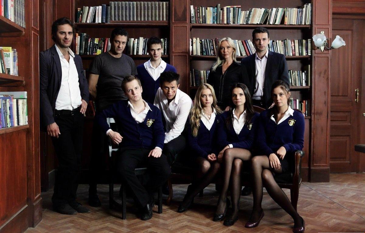Фильм школа российские фильмы и сериалы смешарики домик рисунок