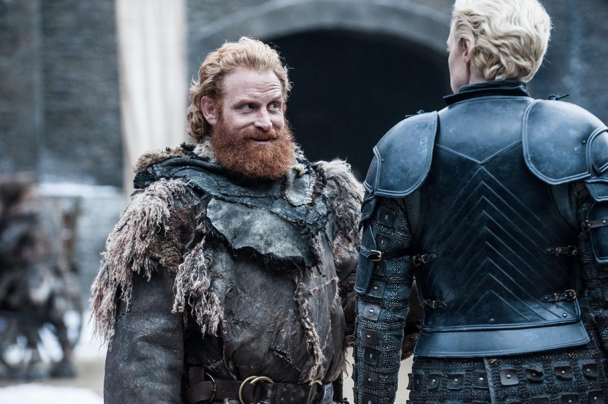 Размещены  первые фотографии сосъемок седьмого сезона «Игры престолов»