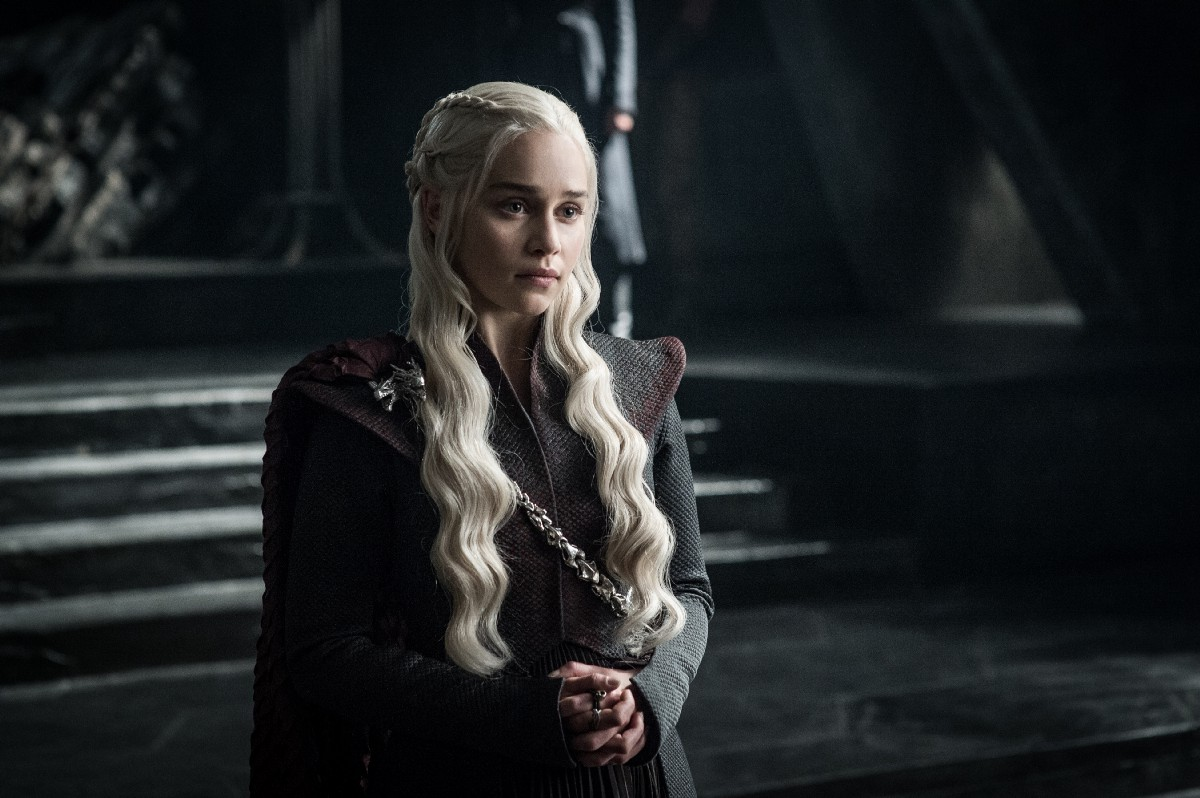 Канал HBO обнародовал  первые официальные кадры новейшей  «Игры престолов»
