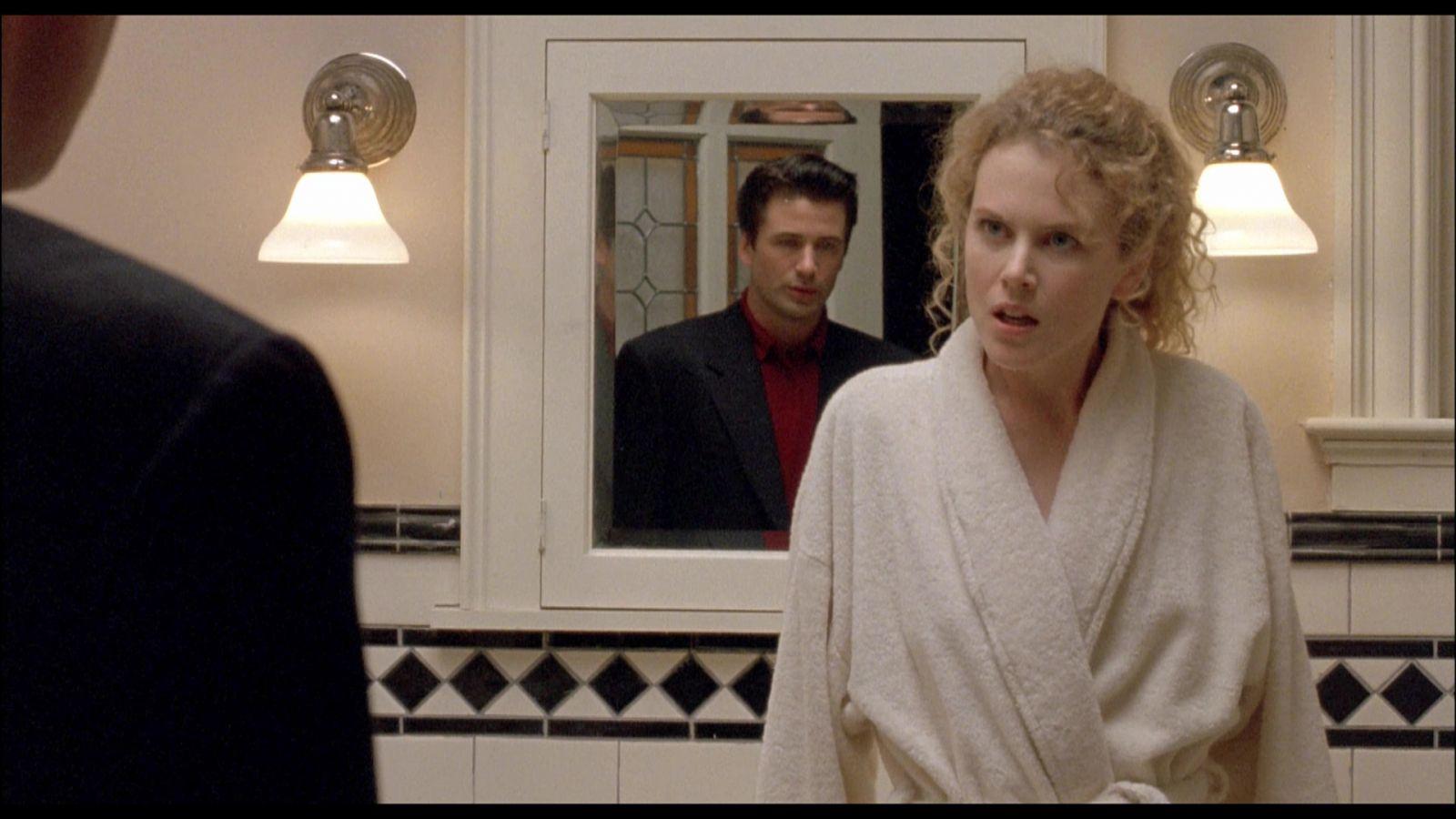 Николь Кидман в роли Трэйси Кеннсингер на кадре из фильма «Готова на все»