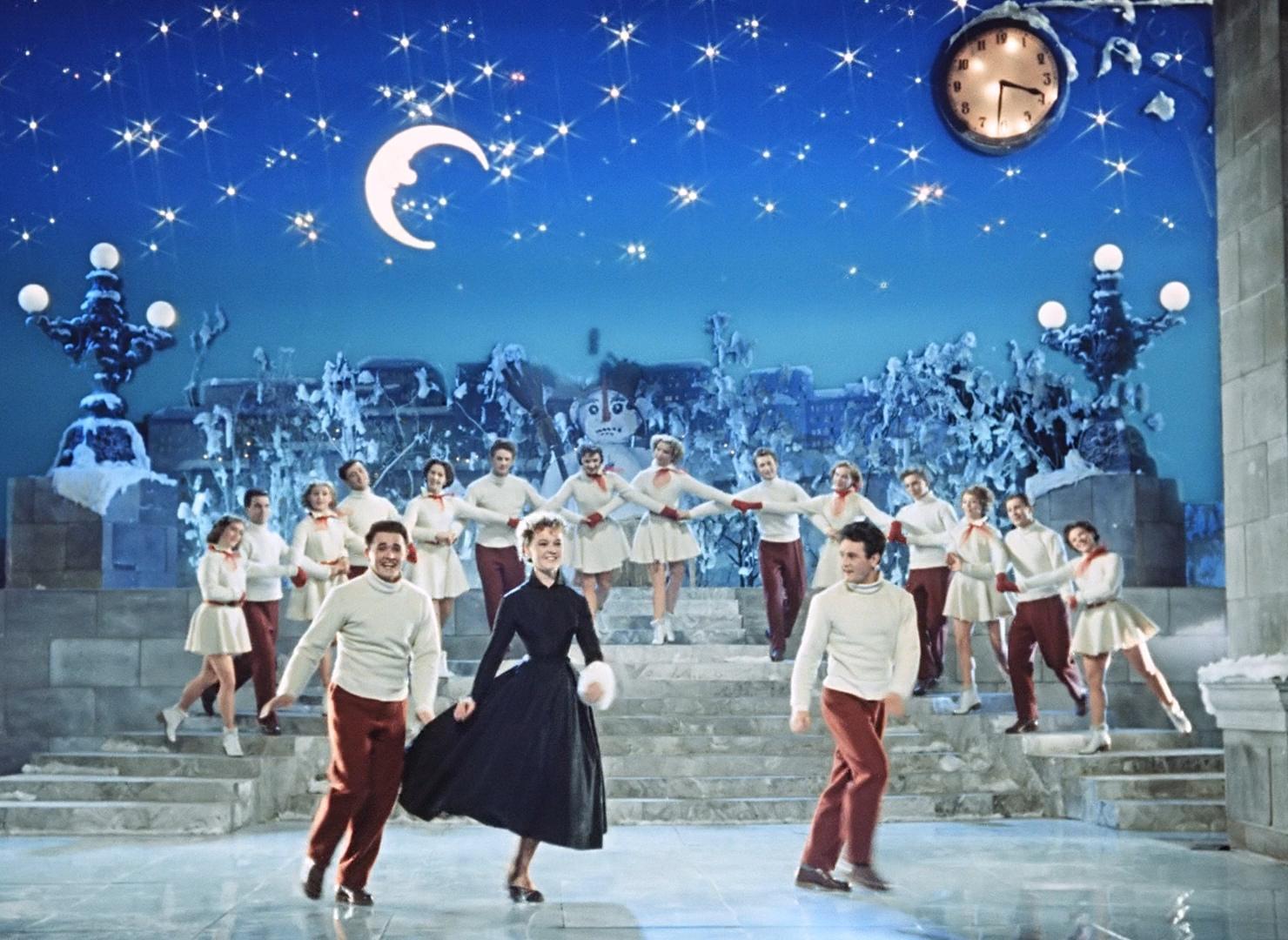 Карнавальная ночь в новый год