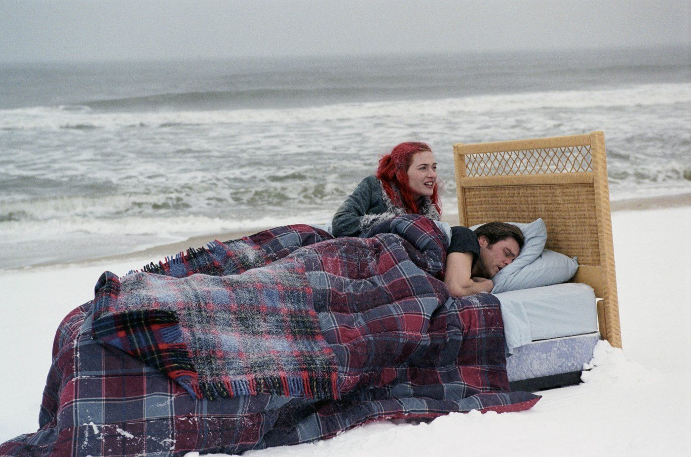 "Shot from the film ""Eternal Sunshine of the Spotless Mind"""