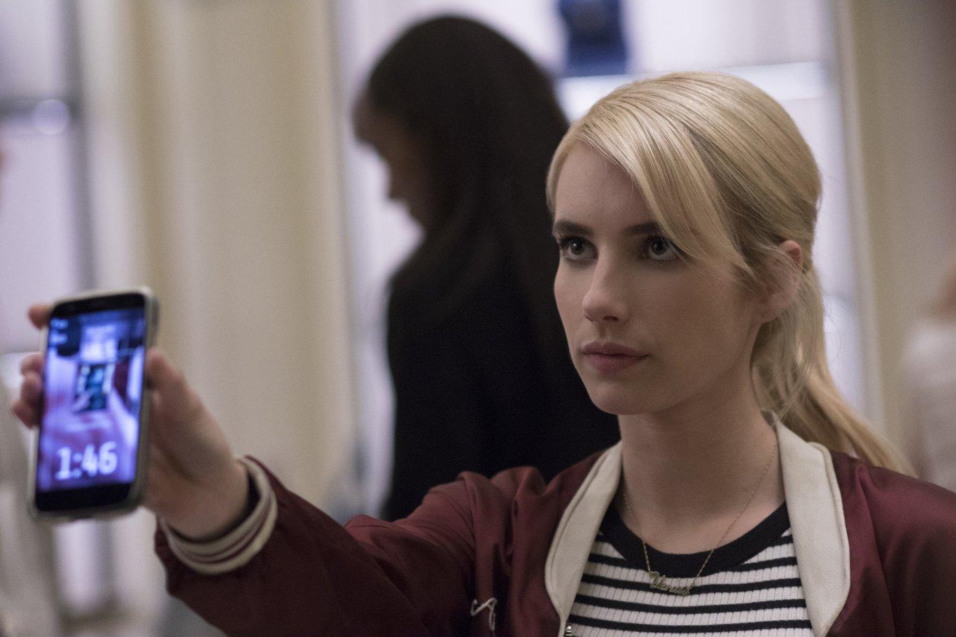 Новый художественный фильм Нерв 2016 романтический триллер для подростков
