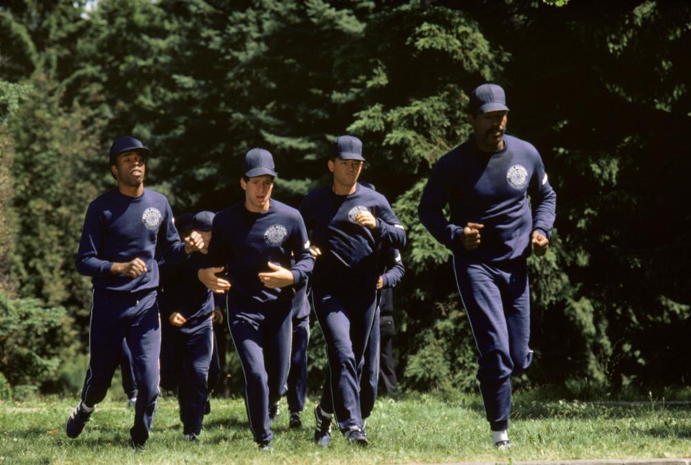 скачать через торрент все серии полицейская академия