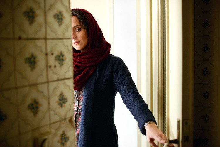 """Shot from the film """"The Salesman"""""""