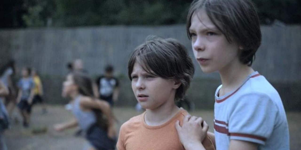 Майя Вандербек в роли Норы на кадре из фильма «Мир»