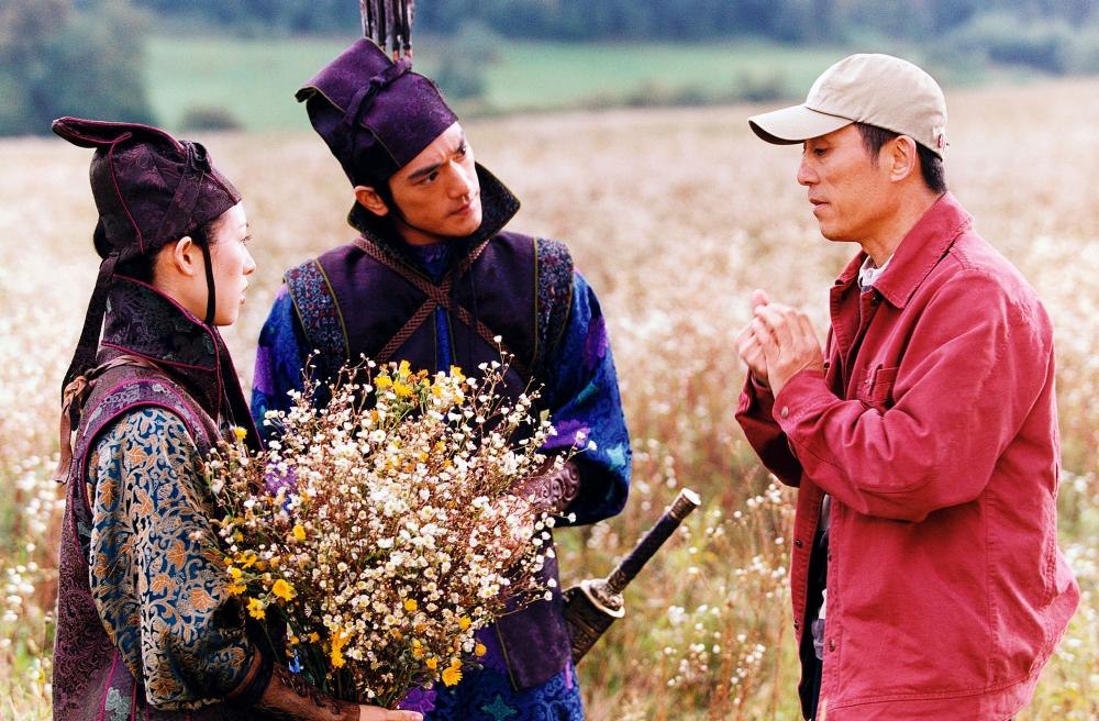 the real image of the feudalistic world in the film ju dou by zhang yimou Third world manifestos imaginary: unity, image, dual relation (mother), incest  film: we know it's not real but we want to believe it is.