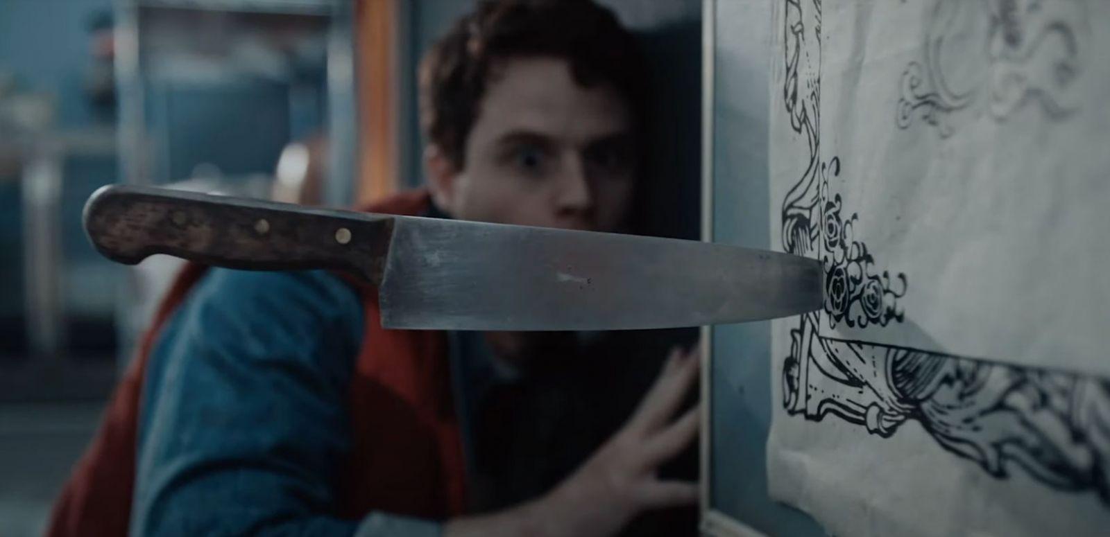 Ивэн Марш в роли Джоэла на кадре из фильма «Порочное удовольствие»