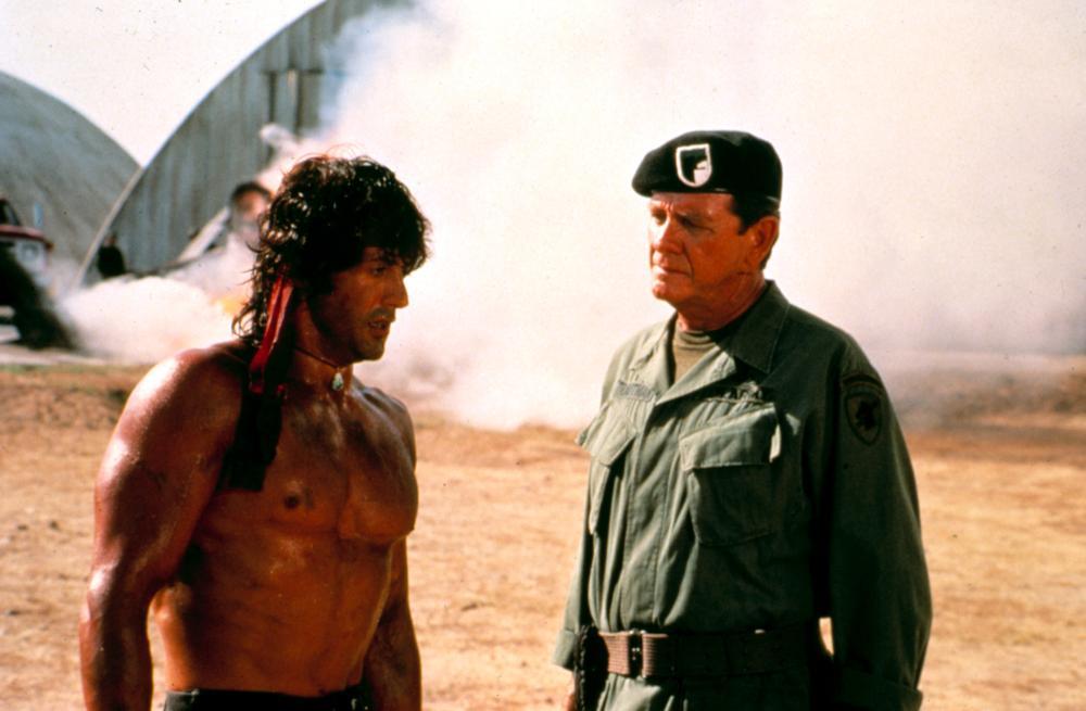 «Рэмбо: Первая Кровь 2» — 1985