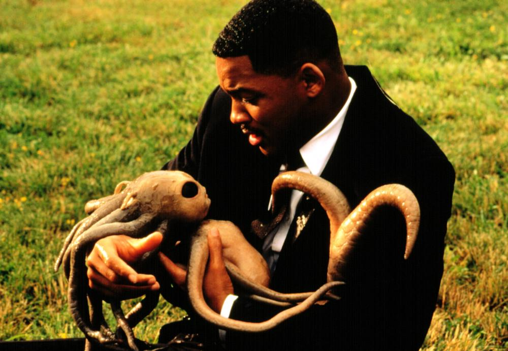 Кадр из фильма «Люди в черном»