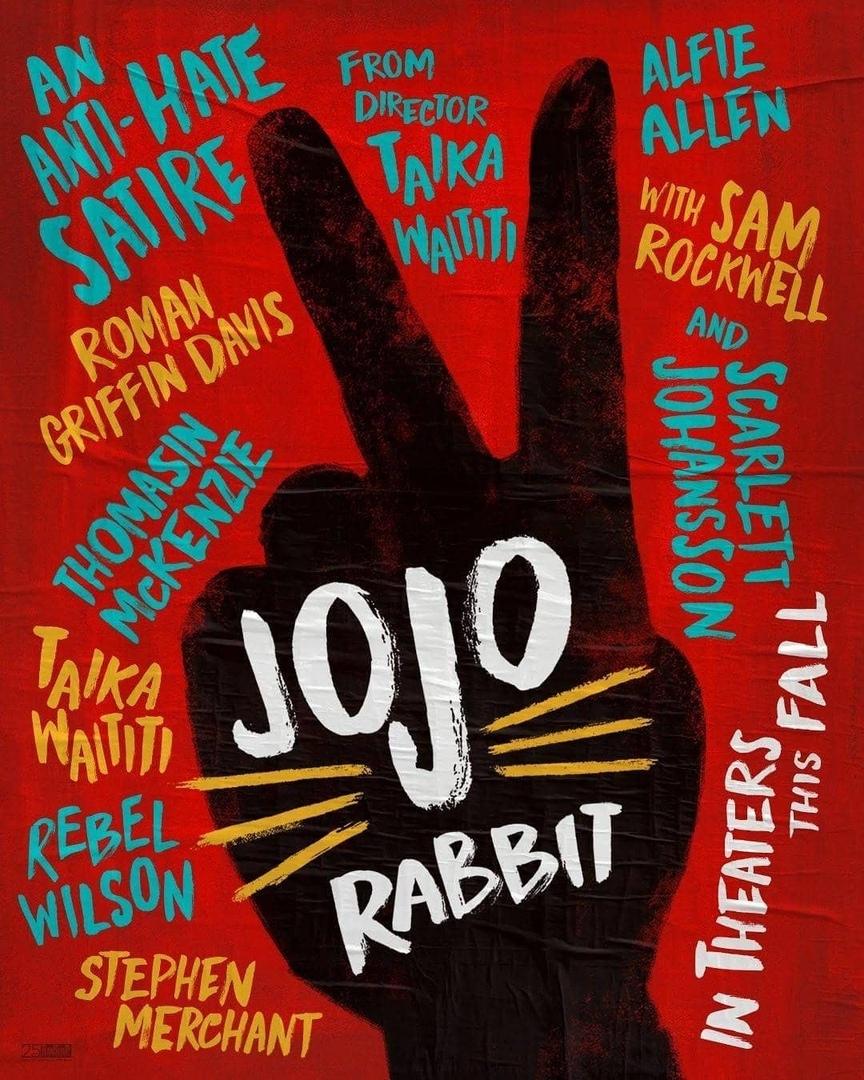 Тайка Вайтити поделился первым трейлером к «Кролику Джоджо»