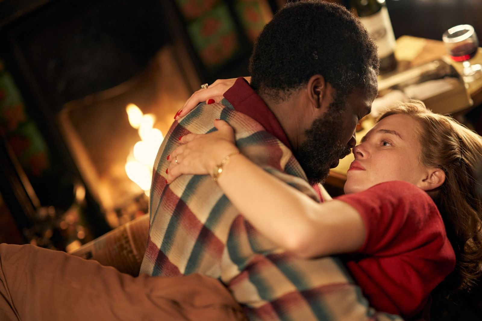 Одесса Янг в роли Джейн Фэйрчайлд на кадре из фильма «Материнское воскресенье»