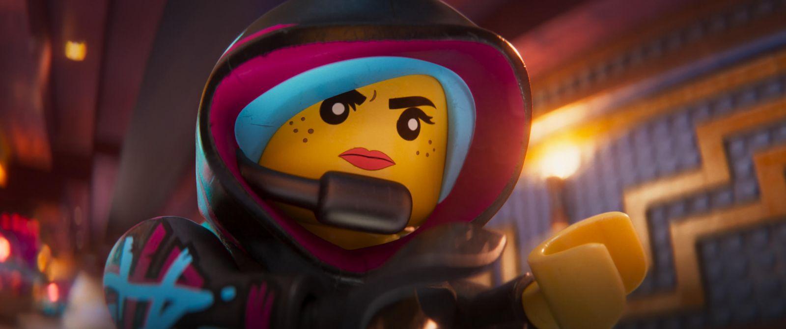 Кадр из мультфильма «Лего. Фильм-2»