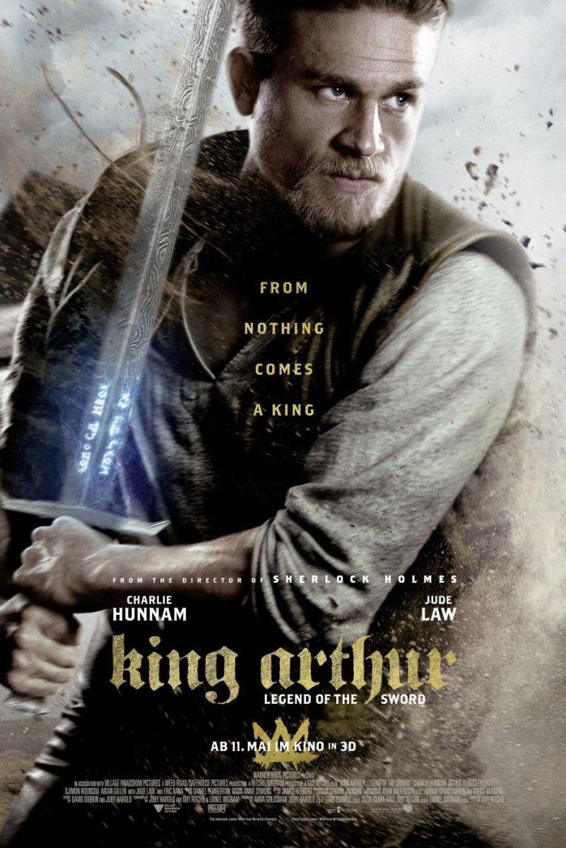 Саундтрек к фильму меч короля артура 2018 в начале фильма