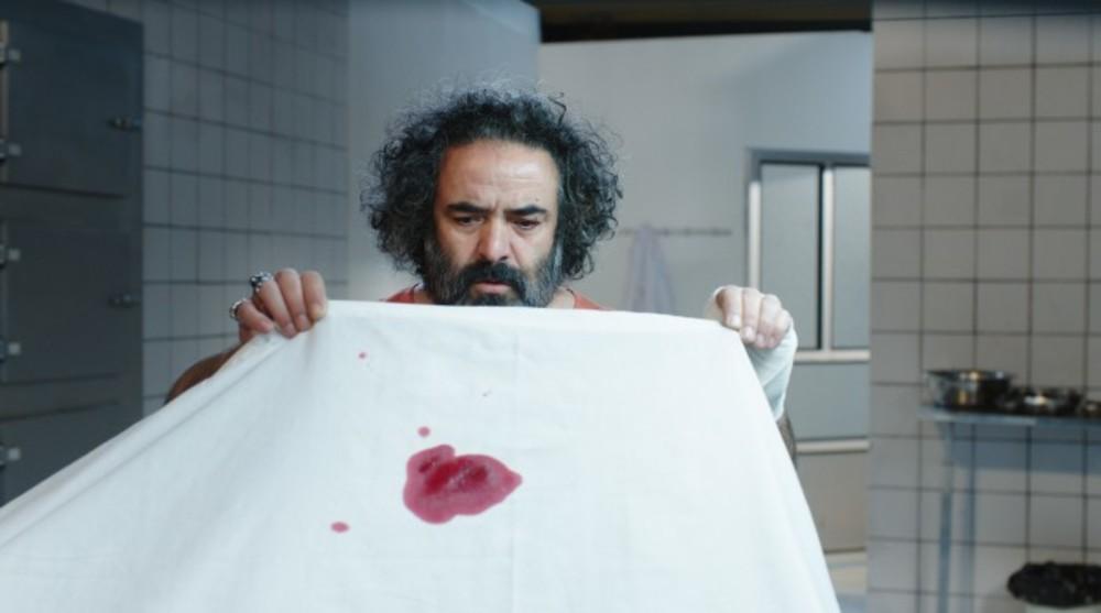 Кадр из фильма «Свинья»