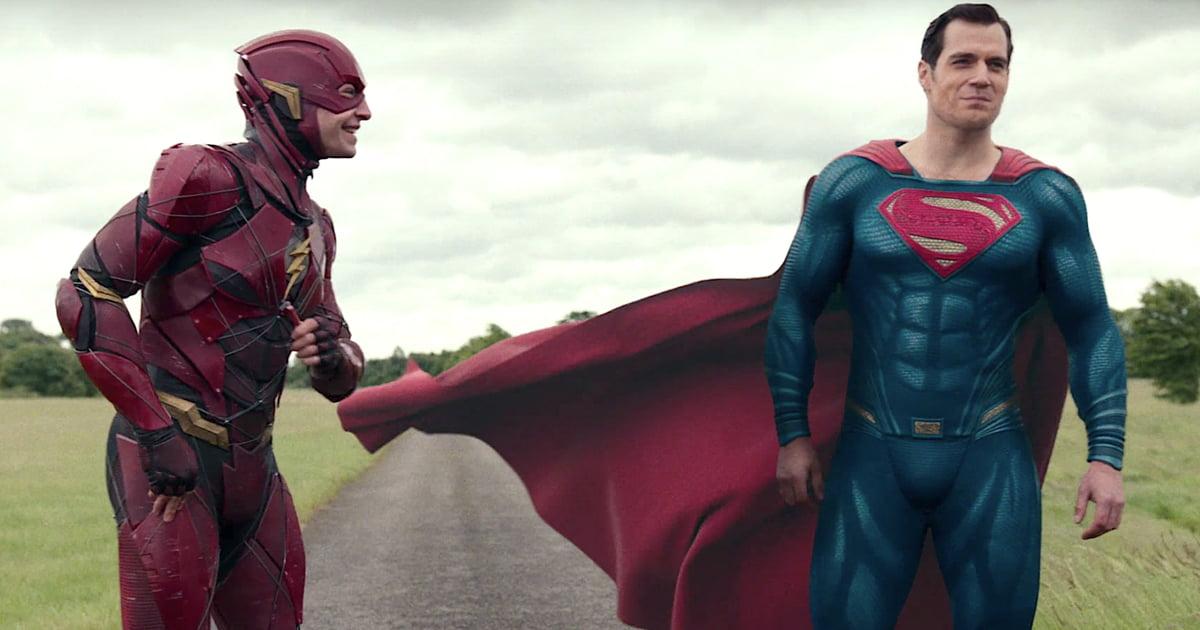 Dc откладывают фильмы про флэша и супермена ради женских
