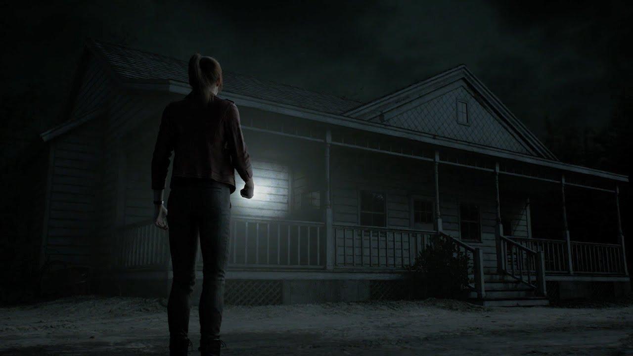 Кадр из мини-сериала «Обитель зла: Бесконечная тьма»