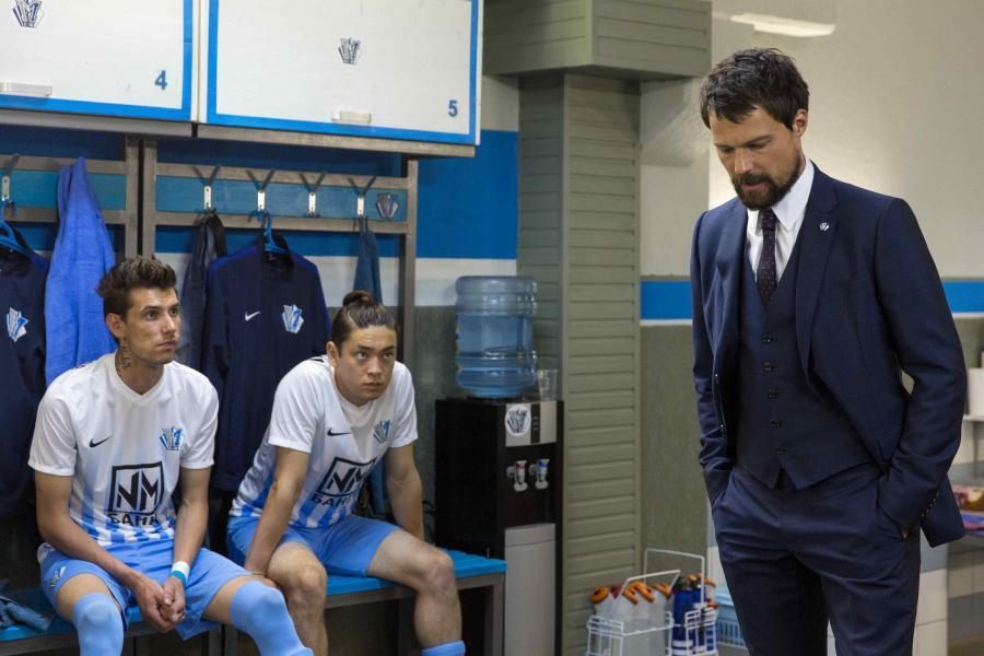 Кадр из фильма «Тренер»