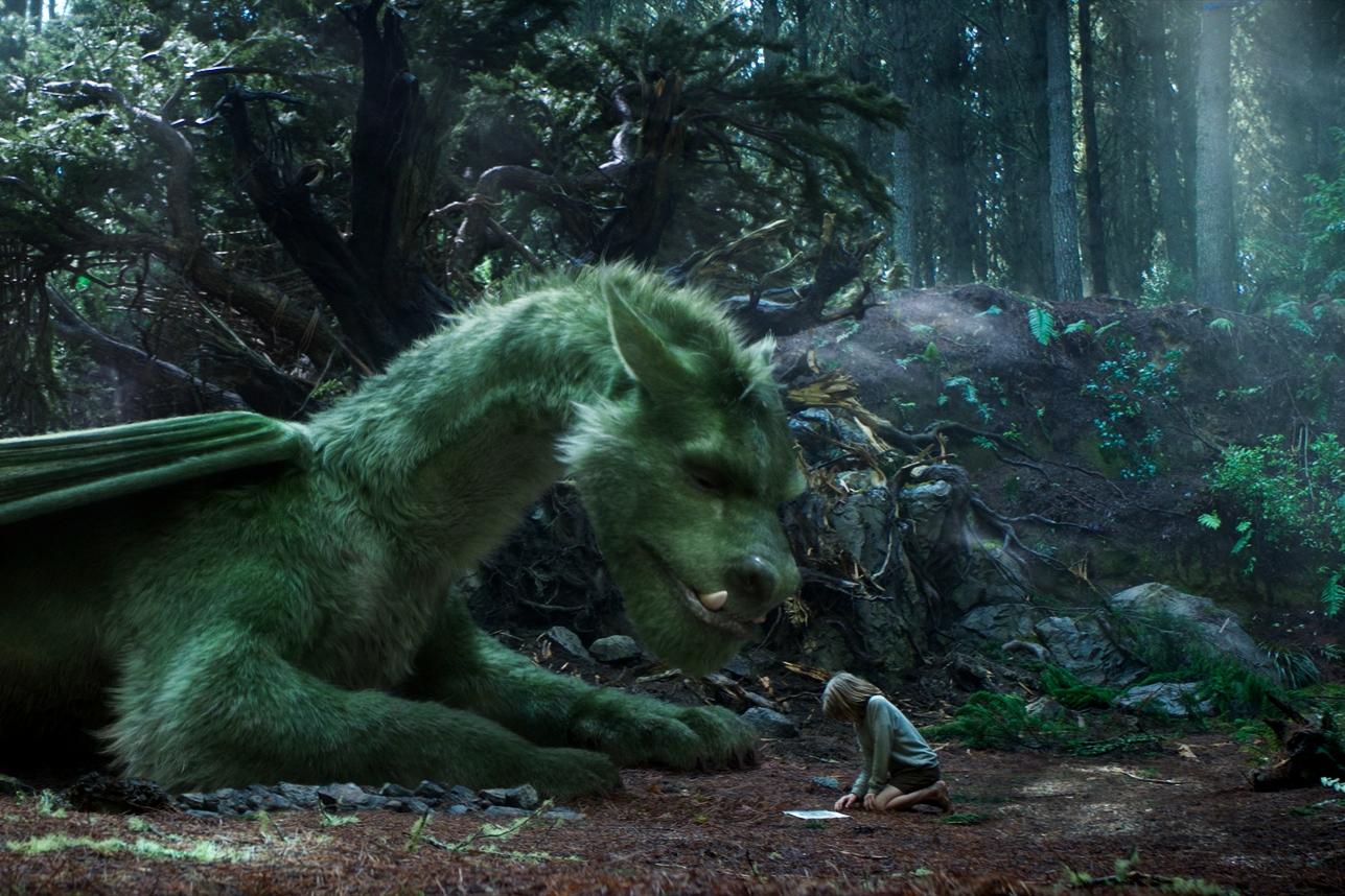 посмотреть фильм пит и его дракон в хорошем качестве