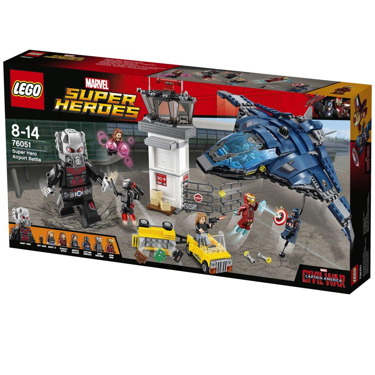 Лего набор первый мститель противостояние