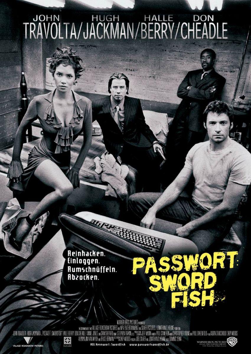 Фильм «Пароль `Рыба-меч`» — 2001