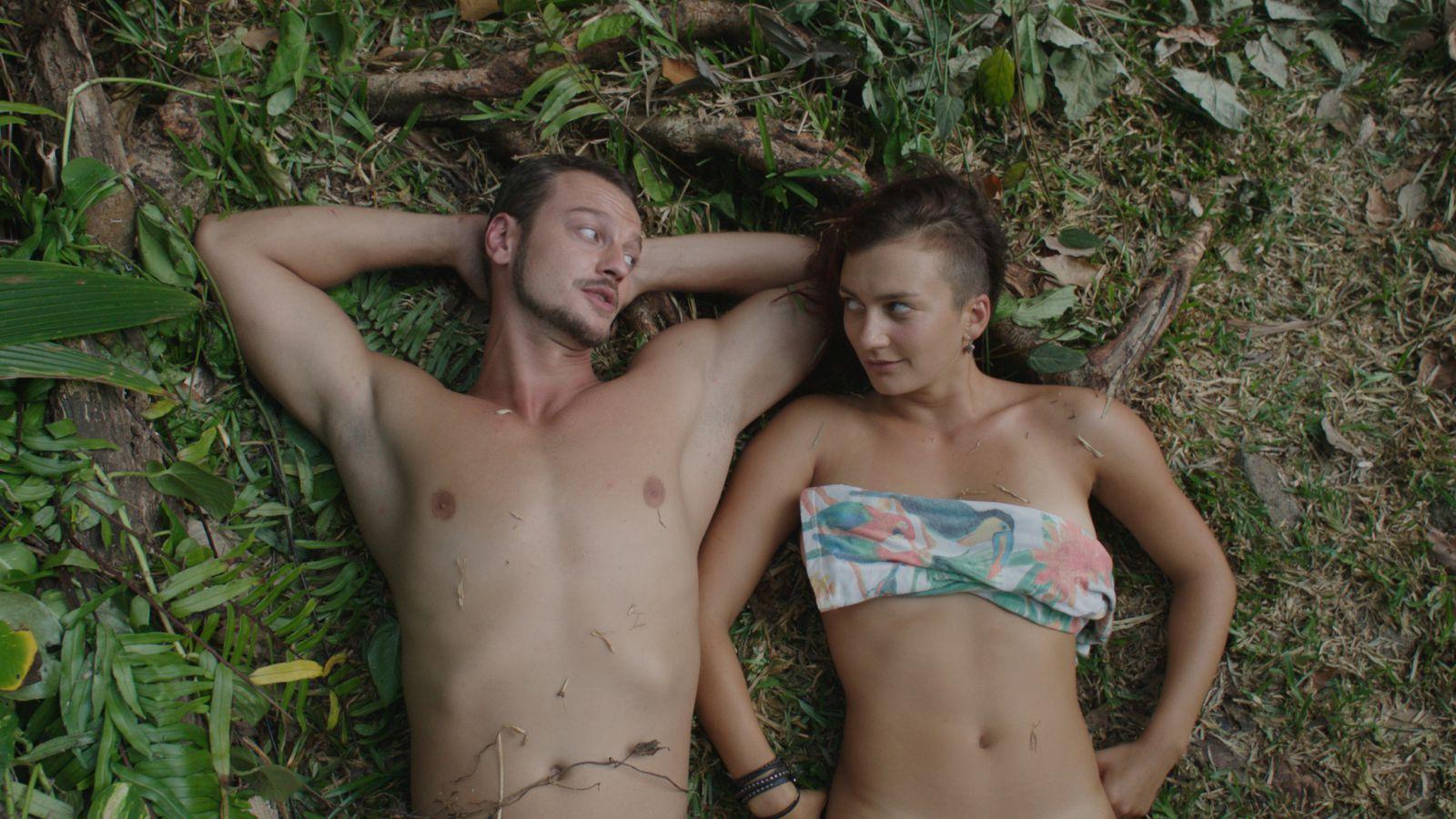 Онлайн реалити секс в кино