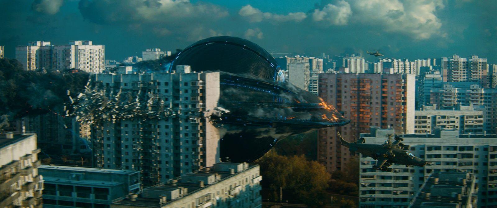 Вселенная 11; �зумрудный город кино ульяновск кинофильм