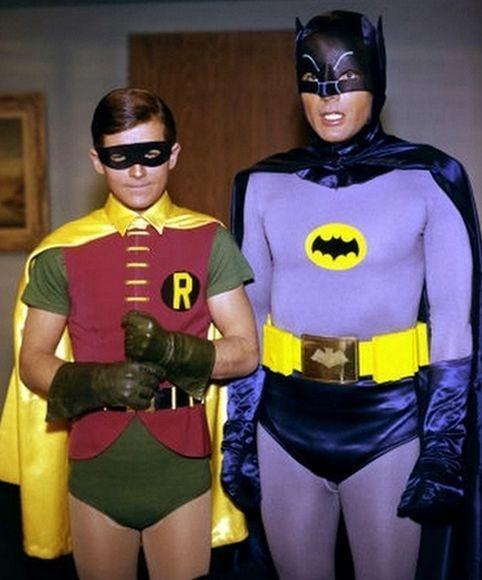 """Кадр из сериала """"Бэтмен"""""""