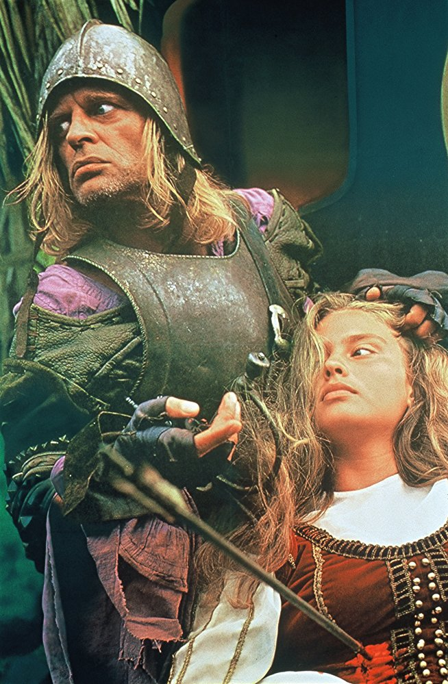 """Shot from the film """"Aguirre, the wrath of God"""""""