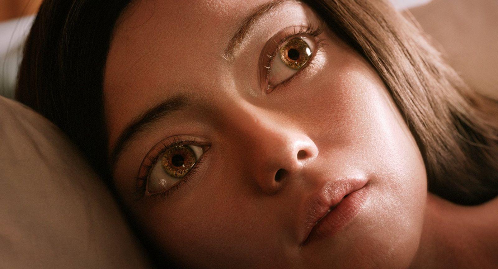 "Shot from the film ""Alita: Battle Angel"""