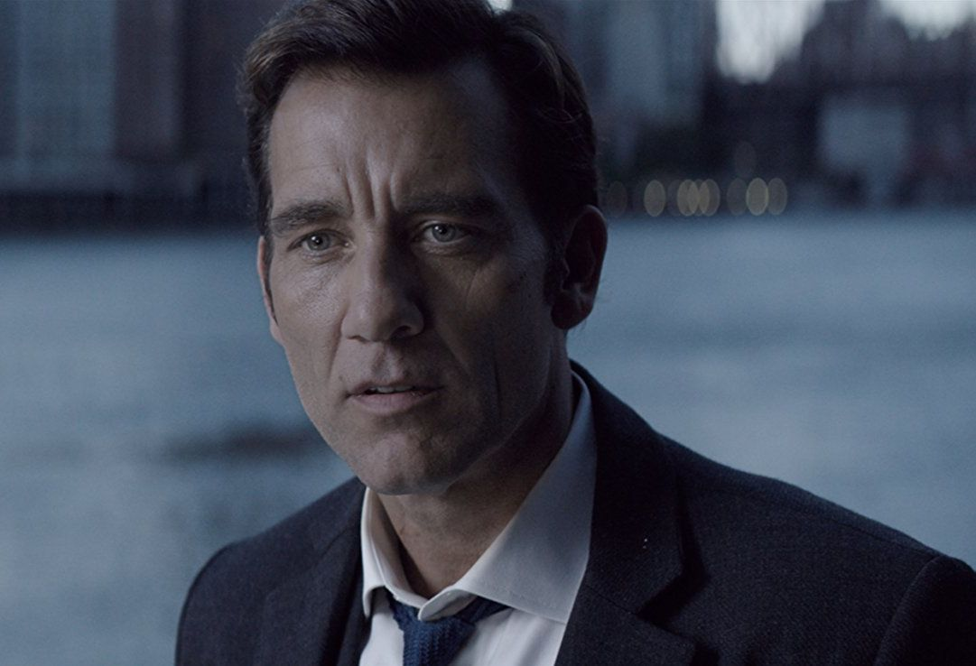 Кадр из фильма «Анон»