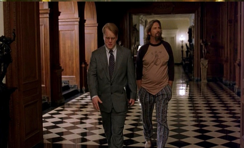 "Shot from the movie ""Big Lebowski"""