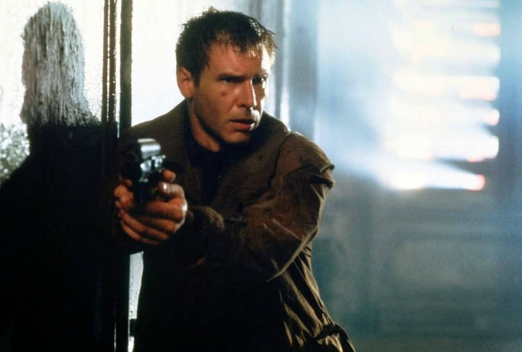 """Shot from the film """"Runner on the Blade"""""""