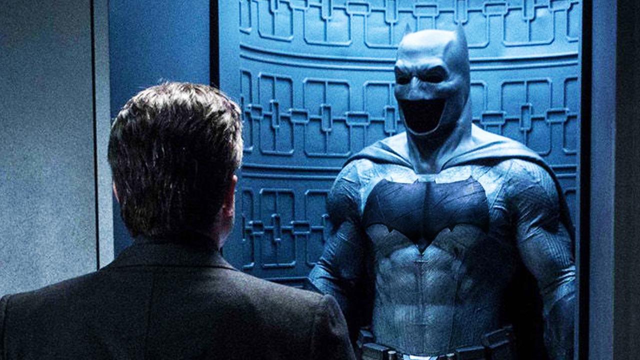 Бен Аффлек официально распрощался сролью Бэтмена