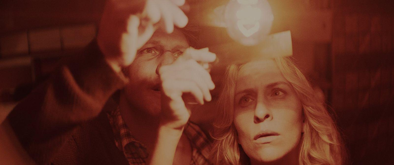 Кадр из фильма «Пойманные»