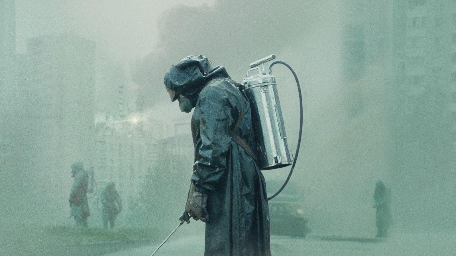 """Промокадр к сериалу """"Чернобыль"""""""