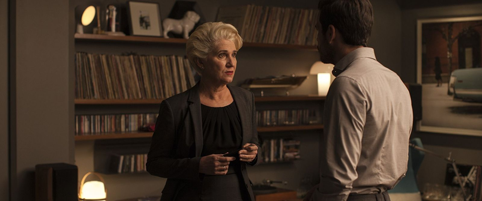Кадр из фильма «Невидимый гость»
