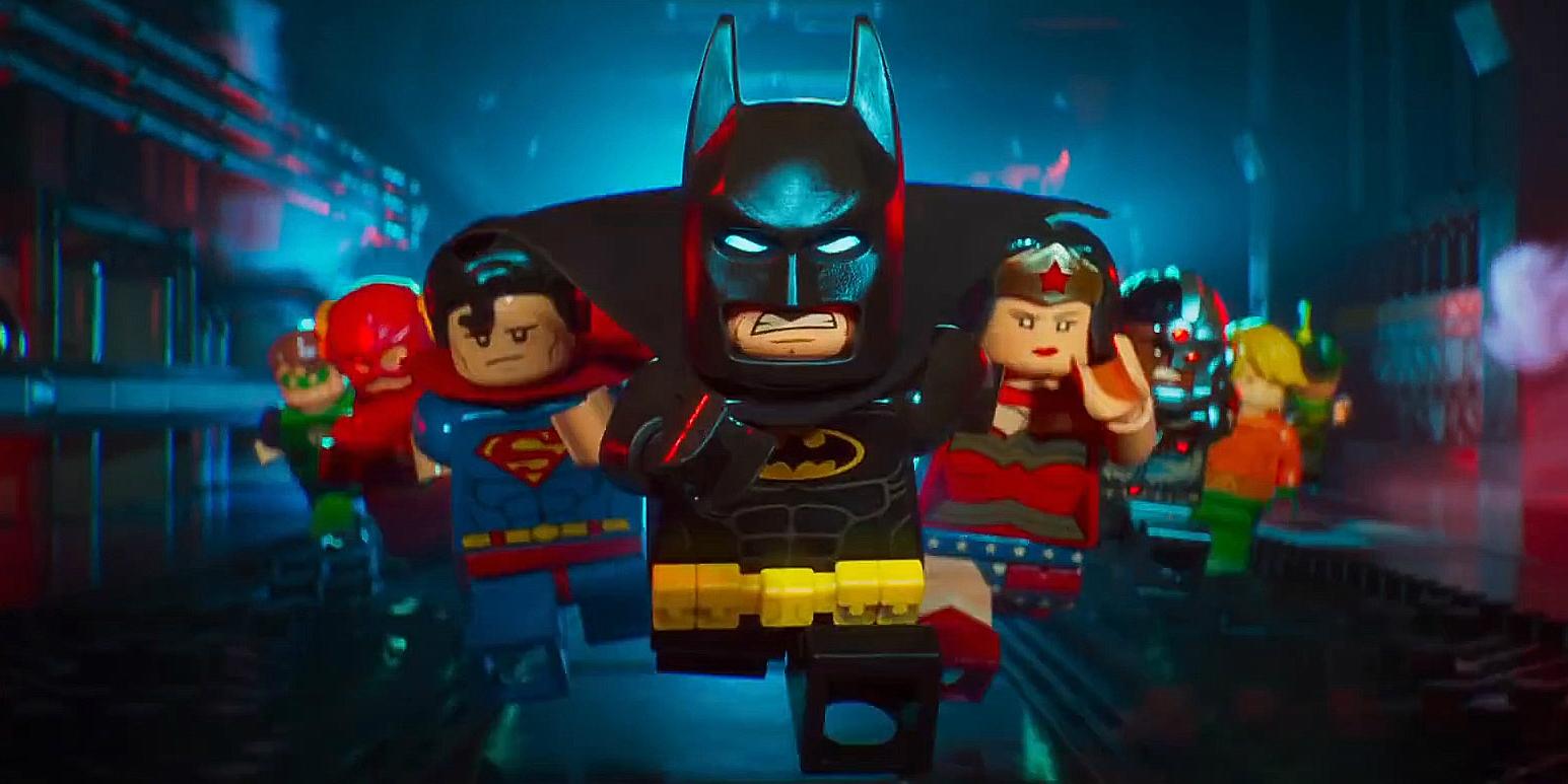 Лего Фильм Бэтмен 2017  Смотреть онлайн