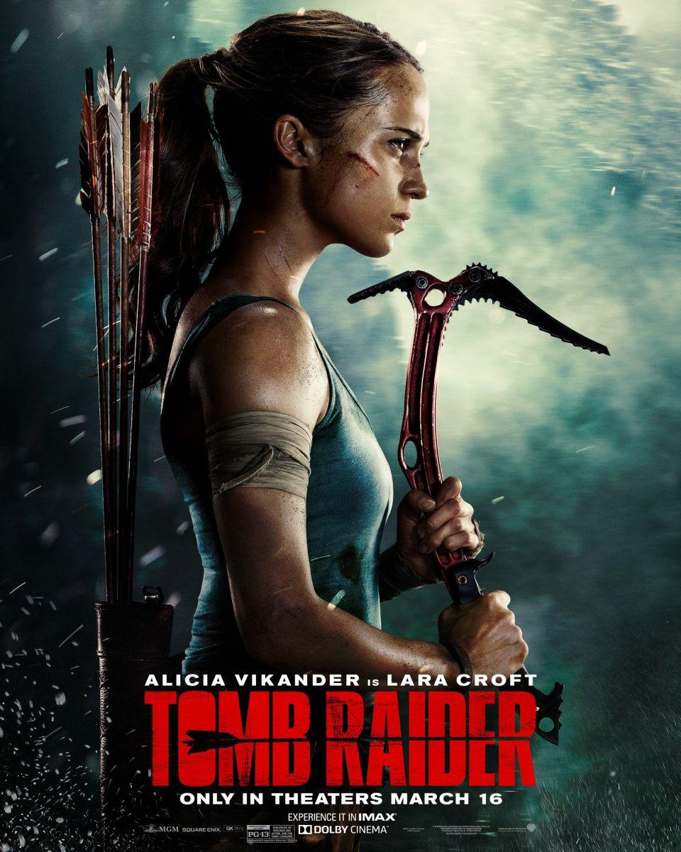 Tomb Raider: Лара Крофт (2018/BDRip/HDRip)