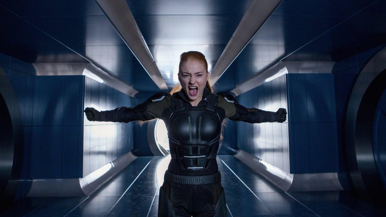 """Кадр из фильма """"Люди Икс: Тёмный Феникс"""""""