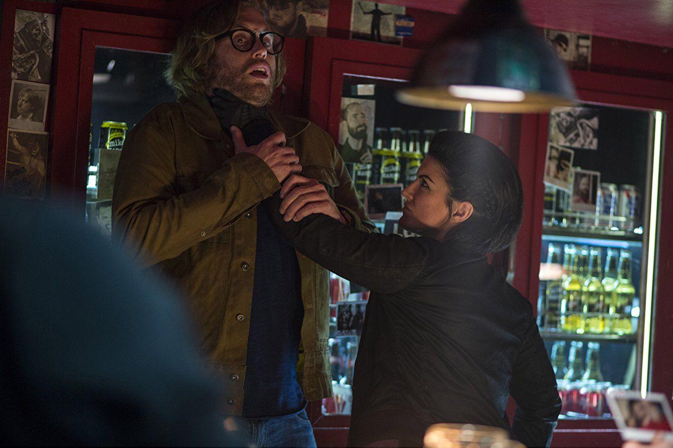 Кадр из фильма «Дэдпул»