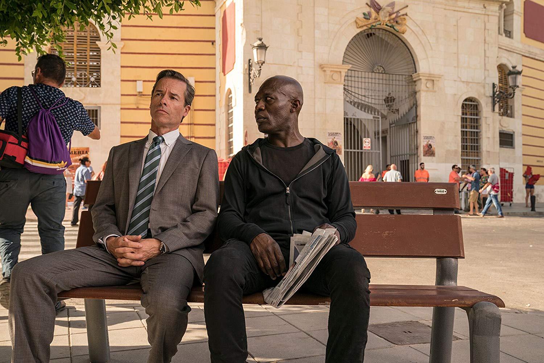 Кадр из фильма «Домино»