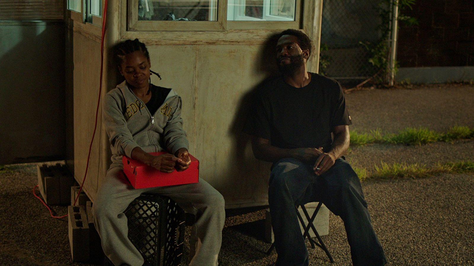 Кадр из фильма «Первый поединок»